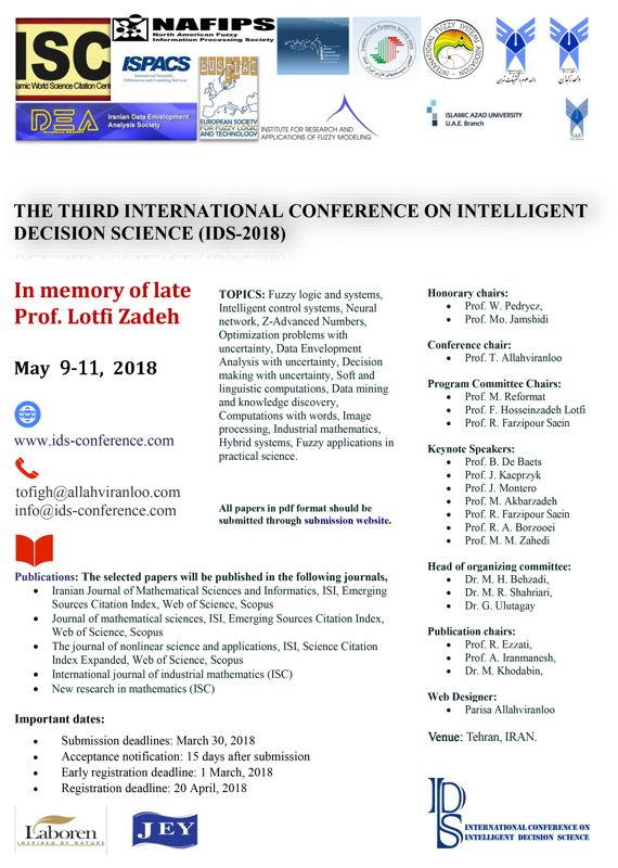 همایش (کنفرانس) برق، الکترونیک ریاضیات کامپیوتر، IT  اردیبهشت 1397 ,همایش (کنفرانس) بینالمللی ایران تهران